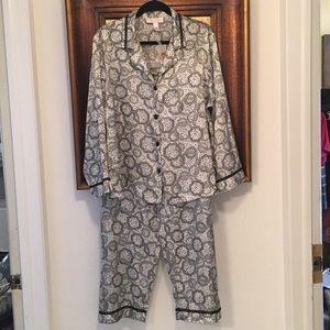 Oscar de la Renta Pink Label Pajamas Size 1X